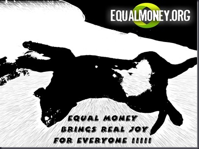 Equal Money - Dog Enjoy Life
