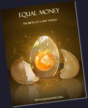 Equal Money Egg - Ann van den Broeck