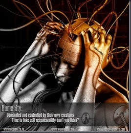 Humanity - Dominated Controlled through the Mind Consciousness System