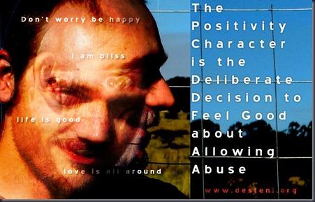 Positivity Character - Matti Freeman