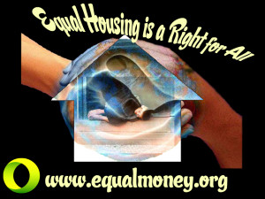 Equal Housing - Desteni - EqualMoney